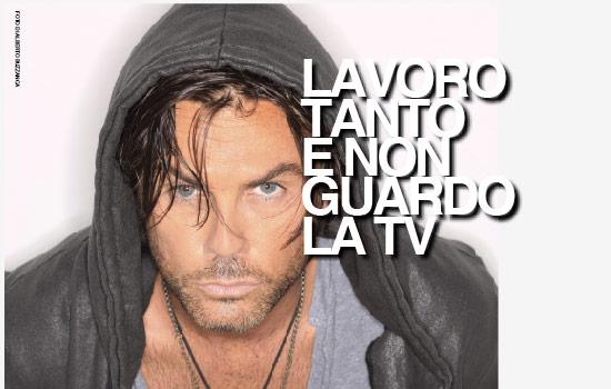 LAVORO TANTO E NON GUARDO LA TV