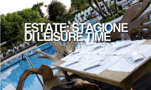 ESTATE: STAGIONE DI LEISURE TIME
