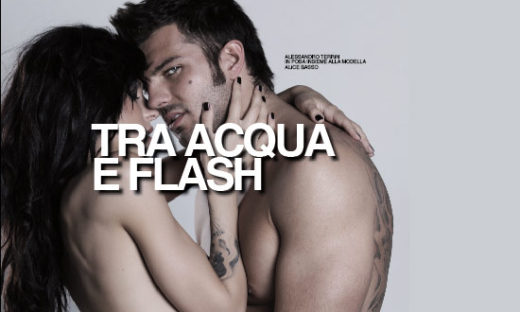 TRA ACQUA E FLASH