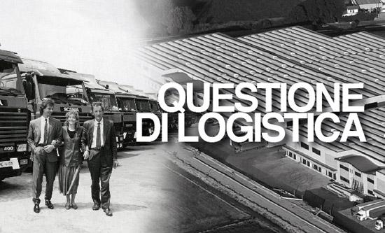 QUESTIONE DI LOGISTICA