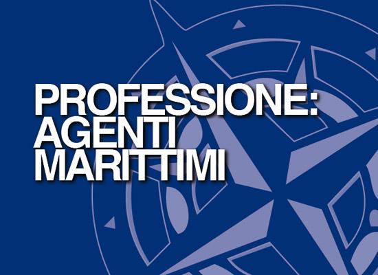 PROFESSIONE: AGENTI MARITTIMI