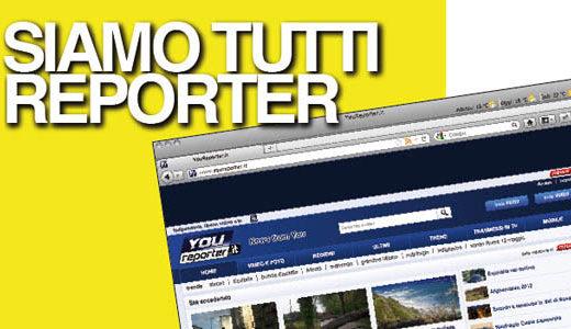 SIAMO TUTTI REPORTER