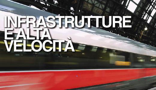 INFRASTRUTTURE E ALTA VELOCITA'