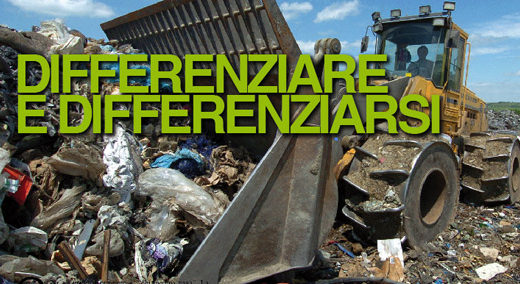 DIFFERENZIARE PER DIFFERENZIARSI