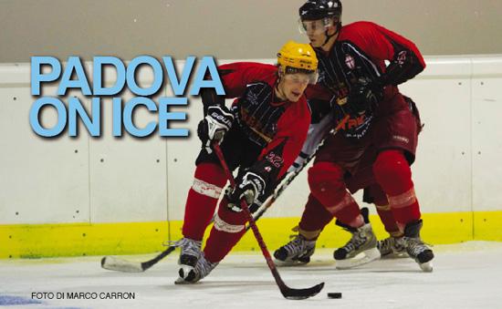 PADOVA ON ICE