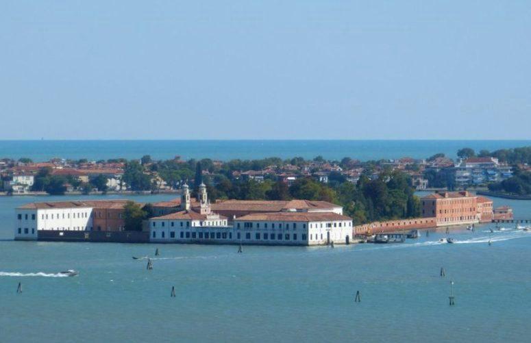 Riapre l'isola di San Servolo a Venezia