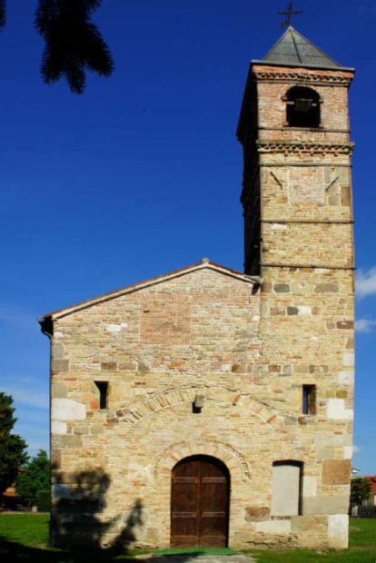 Chiesa di San Michele Arcangelo-Pozzoveggiani