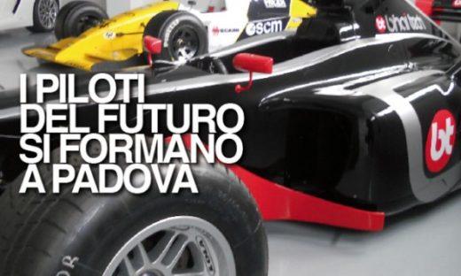 I PILOTI  DEL FUTURO SI FORMANO  A PADOVA