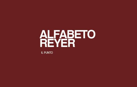 ALFABETO REYER