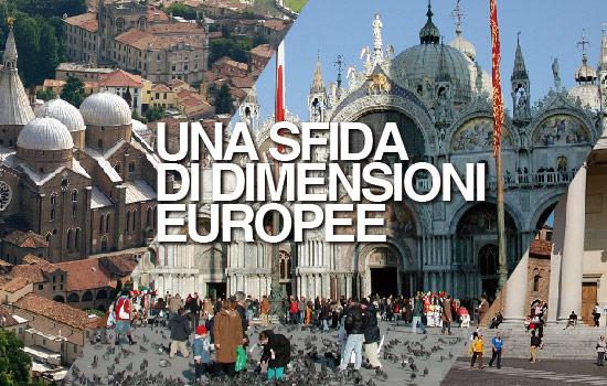UNA SFIDA DI DIMENSIONI EUROPEE