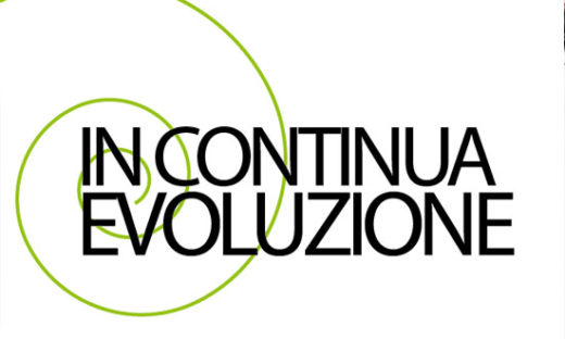 IN CONTINUA EVOLUZIONE