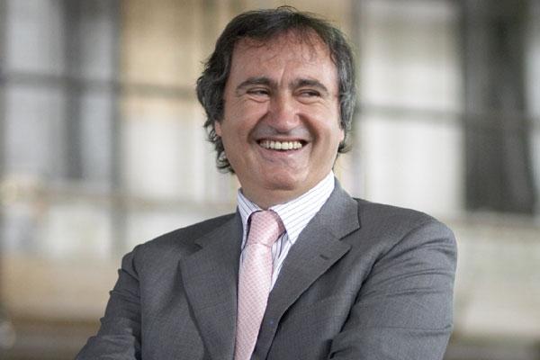 Nell'immagine il sindaco di Venezia Luigi Brugnaro