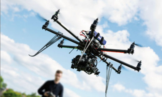 """IL PROGETTO """"DRONI TUTTOFARE"""" PREMIATO DAL MINISTERO DELL'ISTRUZIONE"""