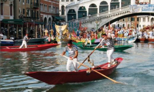 Venezia è una regata