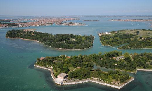 Sant'Andrea, l'isola che ora c'è