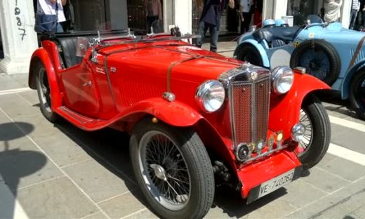 Historic Car Venice