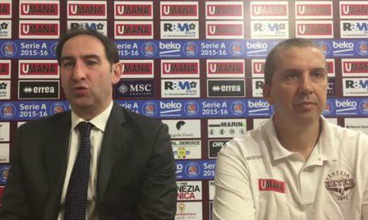 Basket: confermato De Raffaele!