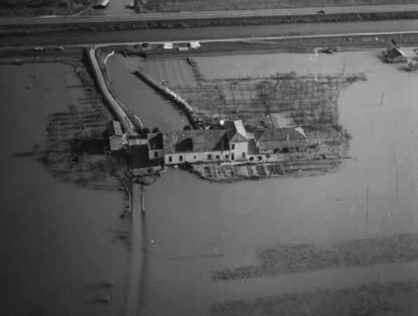 Cavaizze di Tognana -  Consorzio di Bonifica  Bacchiglione Brenta (Padova) 1966