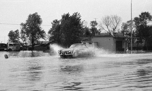 """Anche questa fu """"Aqua Granda"""", il '66 visto dalla terraferma veneziana"""