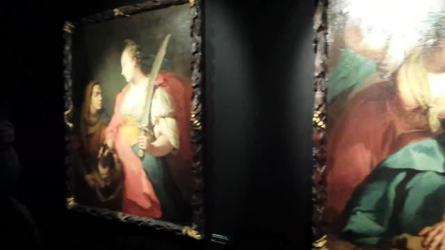 """""""Attorno a Klimt. Giuditta, eroismo e seduzione."""""""