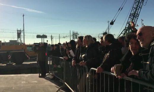Nuovo ponte dedicato a Valeria Solesin
