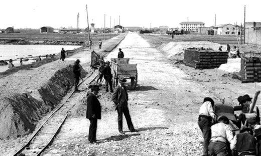 I 100 anni di Porto Marghera