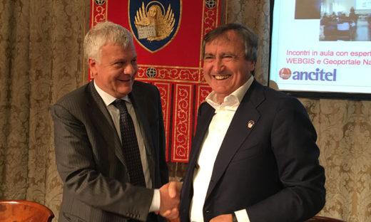Il sindaco Brugnaro:  «Posti di lavoro e un futuro ai giovani.  Porto Marghera rinascerà»