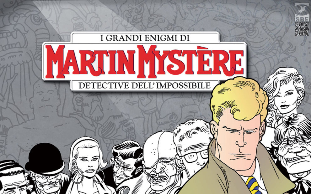 Martin Mystere  riparte da Venezia