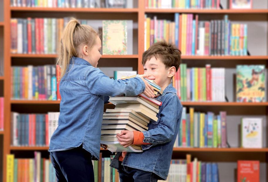 La riscoperta  delle biblioteche