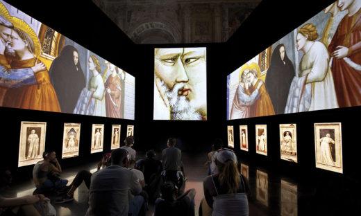 Giotto multimediale alla Misericordia