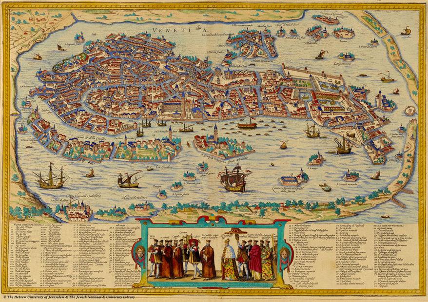 Un'altra storia per Venezia