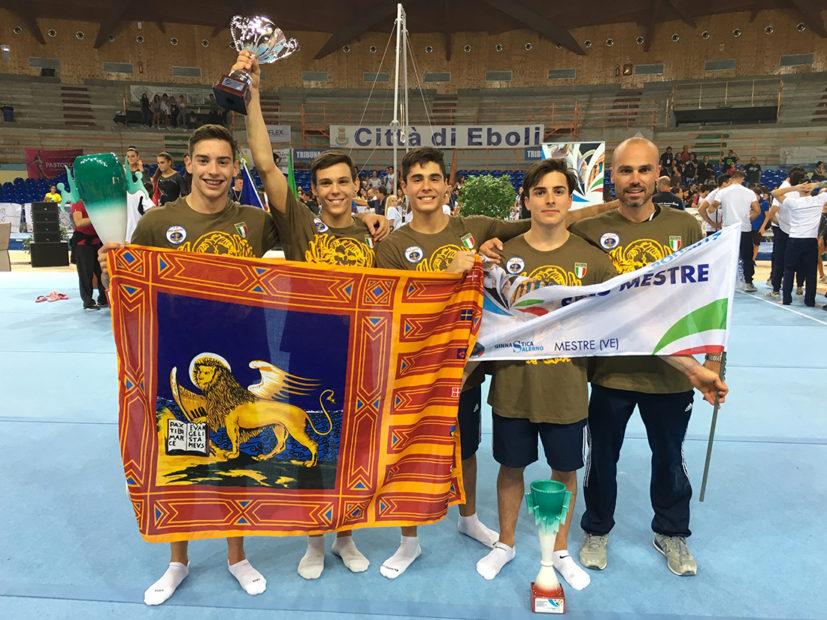 Campioni d'Italia anche noi!