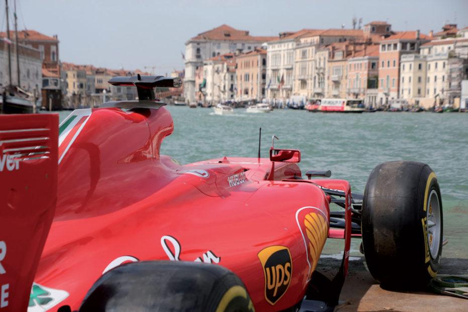 Vetro da Formula Uno