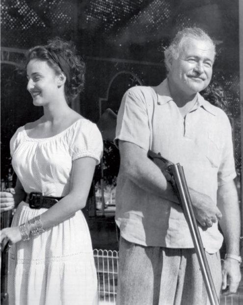 Adriana, la musa di Hemingway