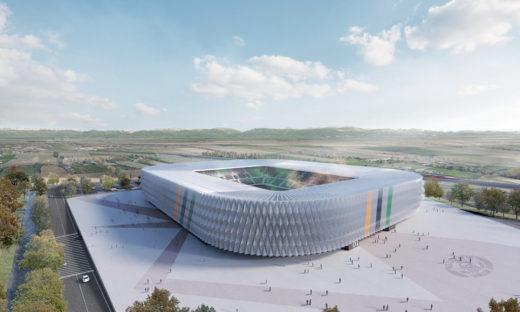 Venezia FC Stadium: un salto nel futuro