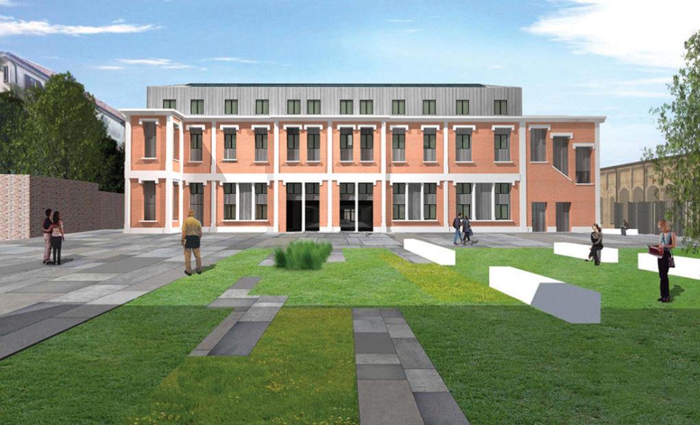 A Santa Marta il nuovo campus per studenti