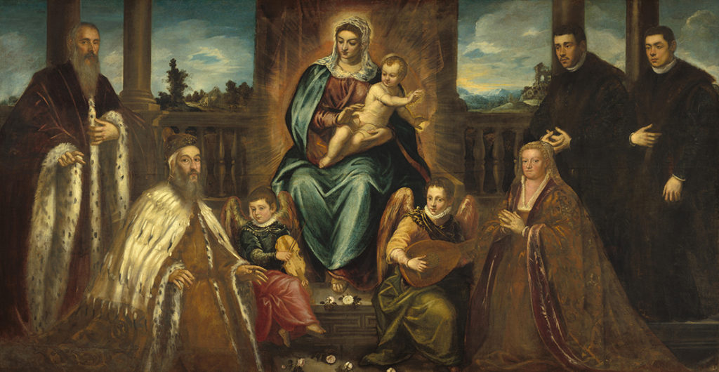 Venezia omaggia Tintoretto con due mostre