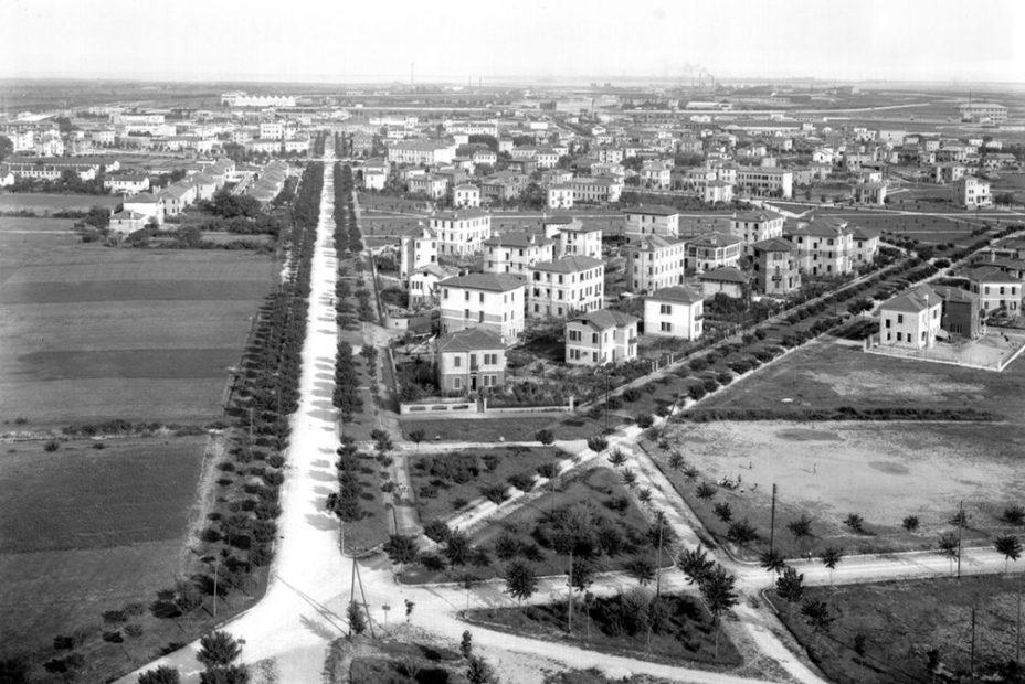 """La Città Giardino di Marghera diventa quartiere di """"notevole interesse pubblico"""""""