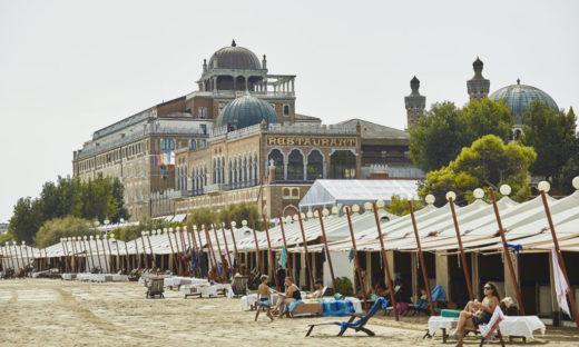"""Spiagge: il Lido di Venezia sta tornando """"Isola d'oro"""""""