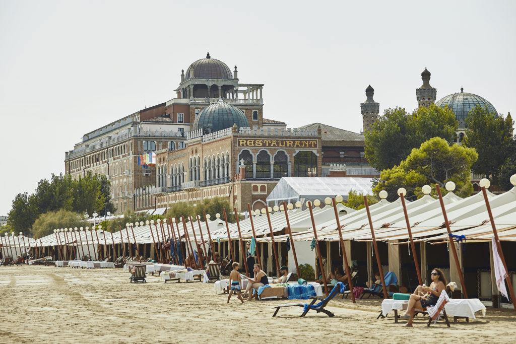 Spiagge Il Lido Di Venezia Sta Tornando Isola D Oro