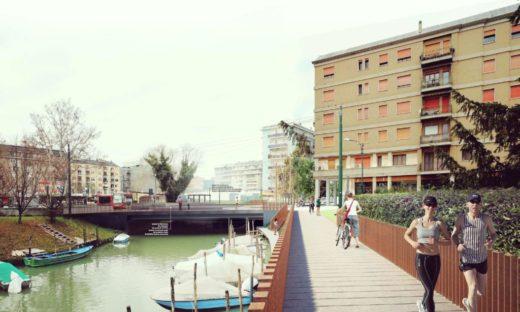 Ciclisti più sicuri con i nuovi collegamenti tra riviera Marco Polo e via Poerio