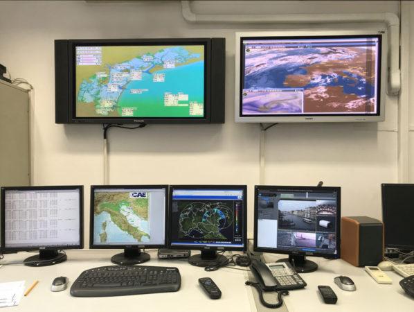 Dispositivi d monitoraggio - Centro Maree