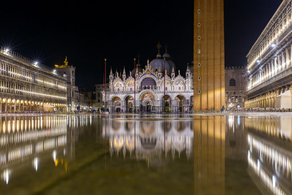 Come salvare il mosaico di San Marco dalle acque alte? Con un'idea semplicemente geniale