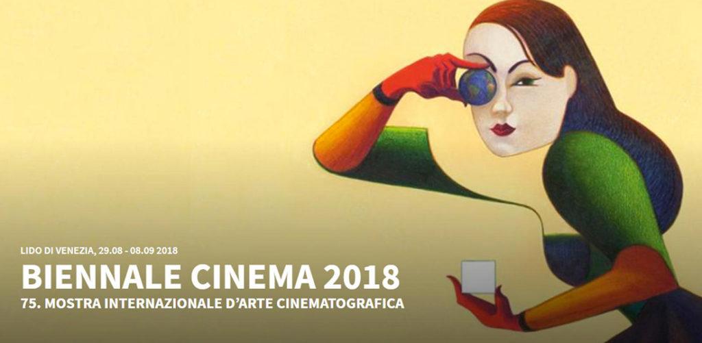 Mattotti: l'autore della locandina della 75a edizione della Biennale Cinema  che tutti vogliono