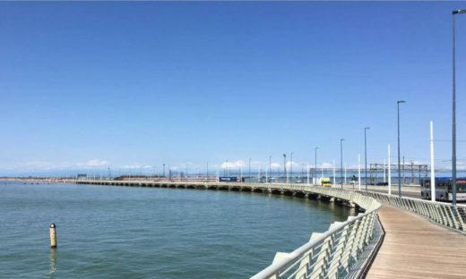 Pista ciclabile Venezia-Mestre, presto il completamento