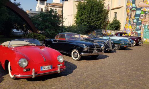 Stelle sul liston: a Padova un secolo di storia e design automobilistico