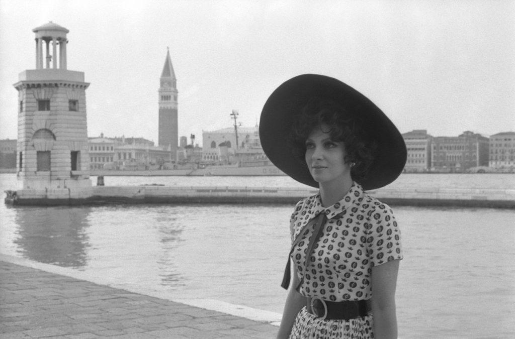 Gina Lollobrigida -  Venezia 1967 - PH© Vittorio Pavan Archivio Cameraphoto