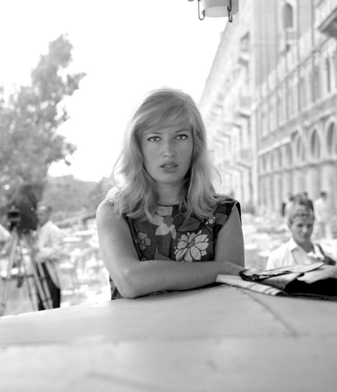 Monica Vitti - Venezia 1962 - PH© Vittorio Pavan Archivio Cameraphoto