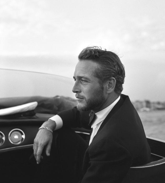 Paul Newman - Venezia 1963 - PH© Vittorio Pavan Archivio Cameraphoto