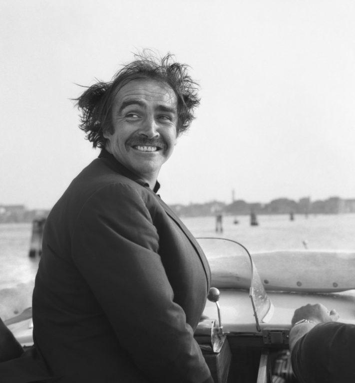 Sean Connery - Venezia 1970 - PH© Vittorio Pavan Archivio Cameraphoto
